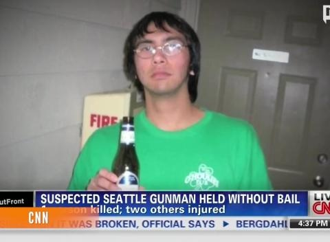 News video: Seattle Shooting Suspect 'Hellbent' On Rampage, Police Say